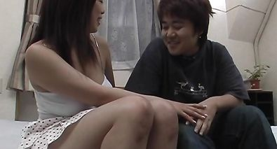 Divine minx Nana Masaki getting fucked and she loves the spooning